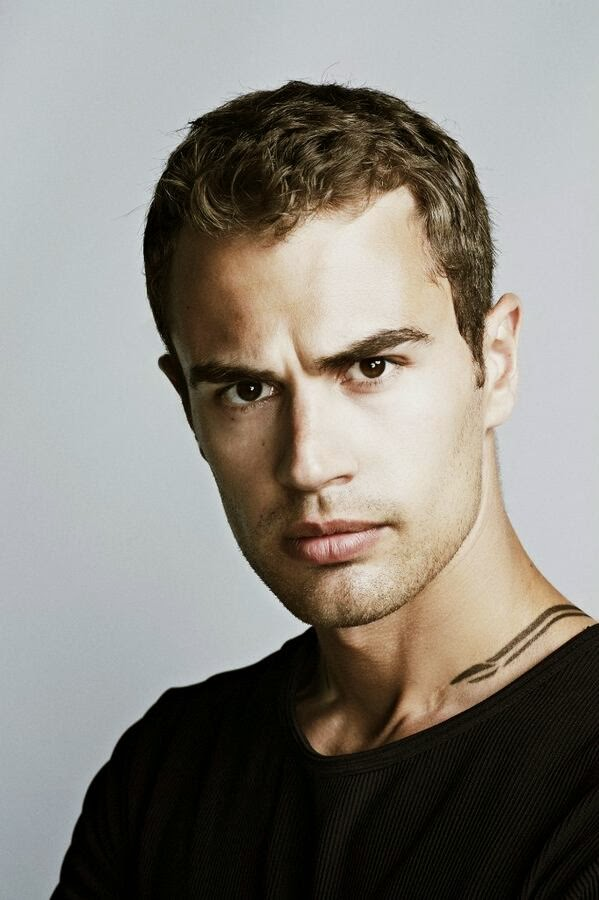 Four / Tobias Eaton aka Theo James