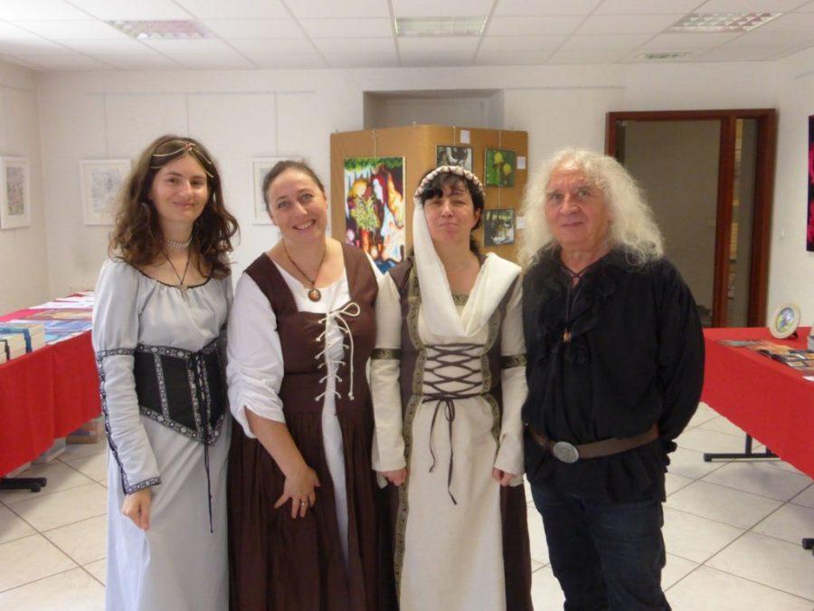 compte-rendu Festimaginaires - les costumes