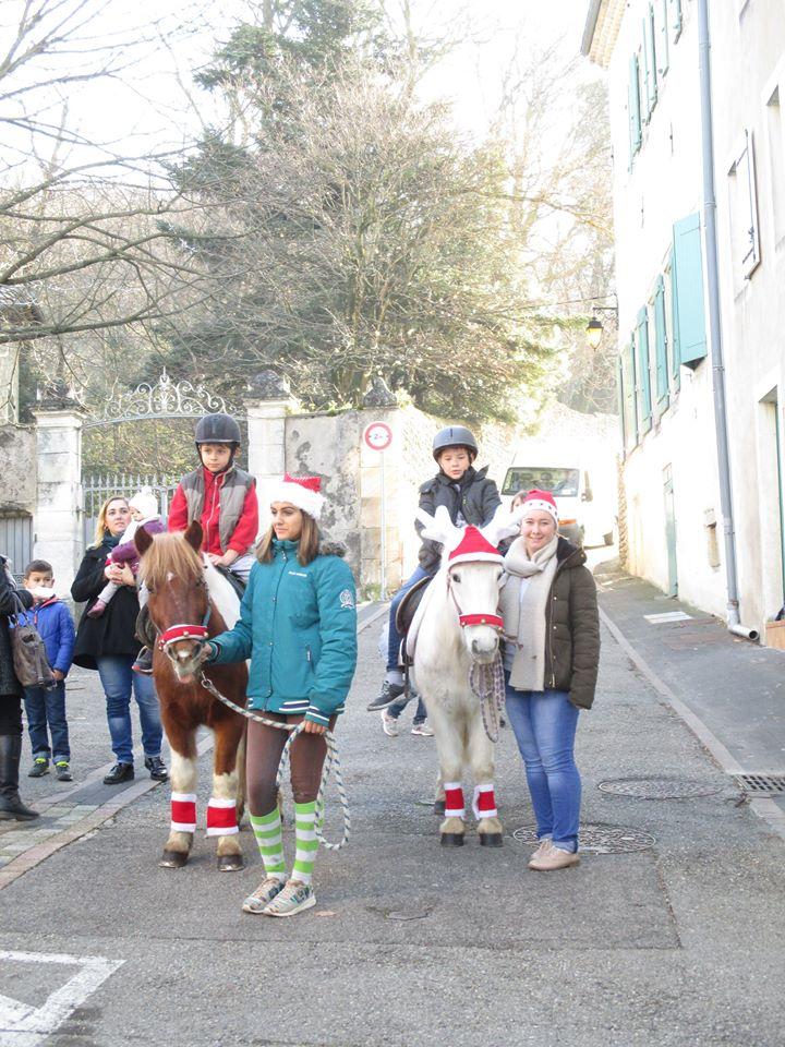 Lutineries 2016 - balades à dos de poney