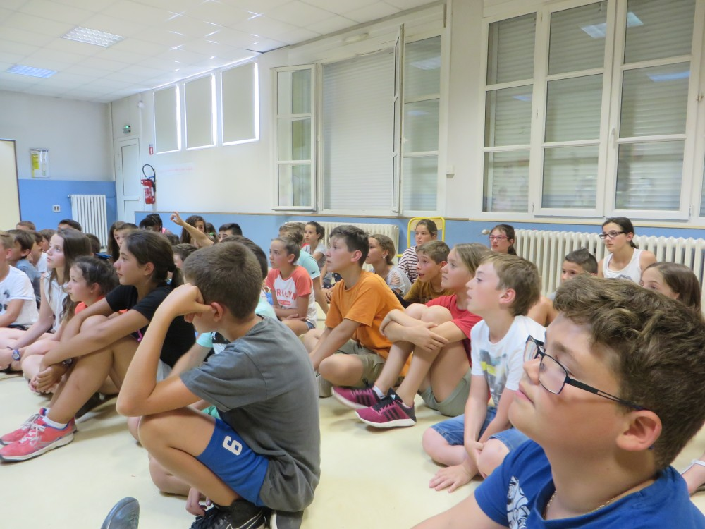 Présentation école Pagnol - les élèves