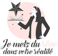 Logo Nathalie Bagadey - Je mets du rêve dans votre réalité
