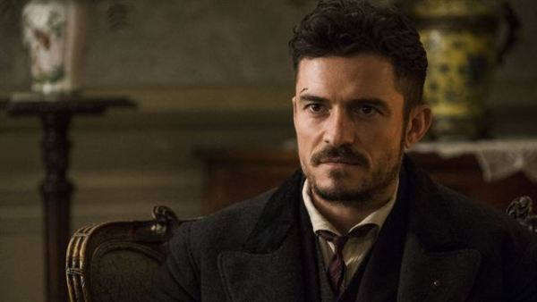 Orlando Bloom dans Carnival Row