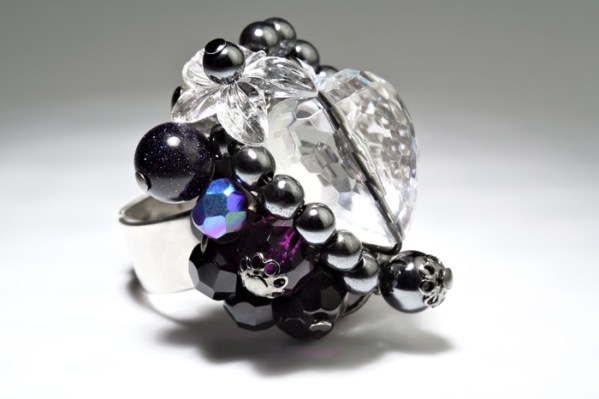 Nathalie Breda Paris Jewelry - Ring Micromegas