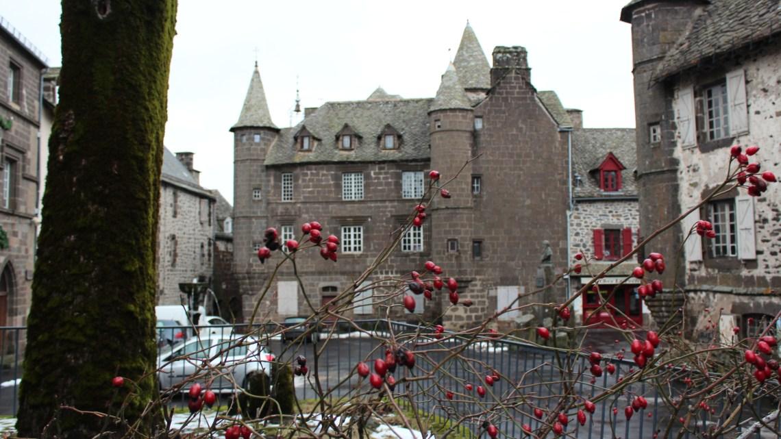 Salers, le Cantal qu'on aime…19 et 20 janvier 2013