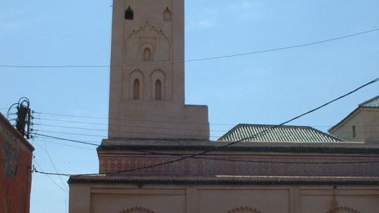 Marrakech, ville impériale…