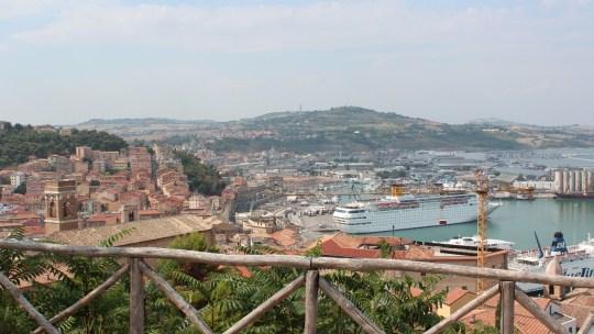 Ancone, une escale en Adriatique.