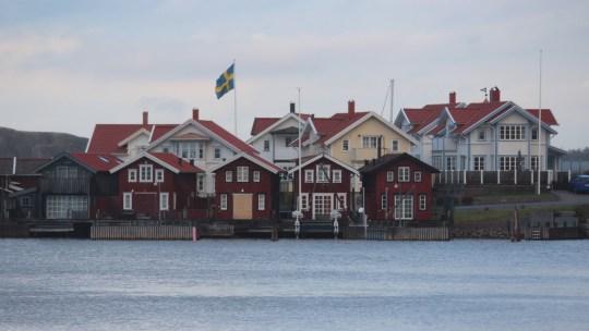 La découverte de Fjällbacka…3 novembre 2012