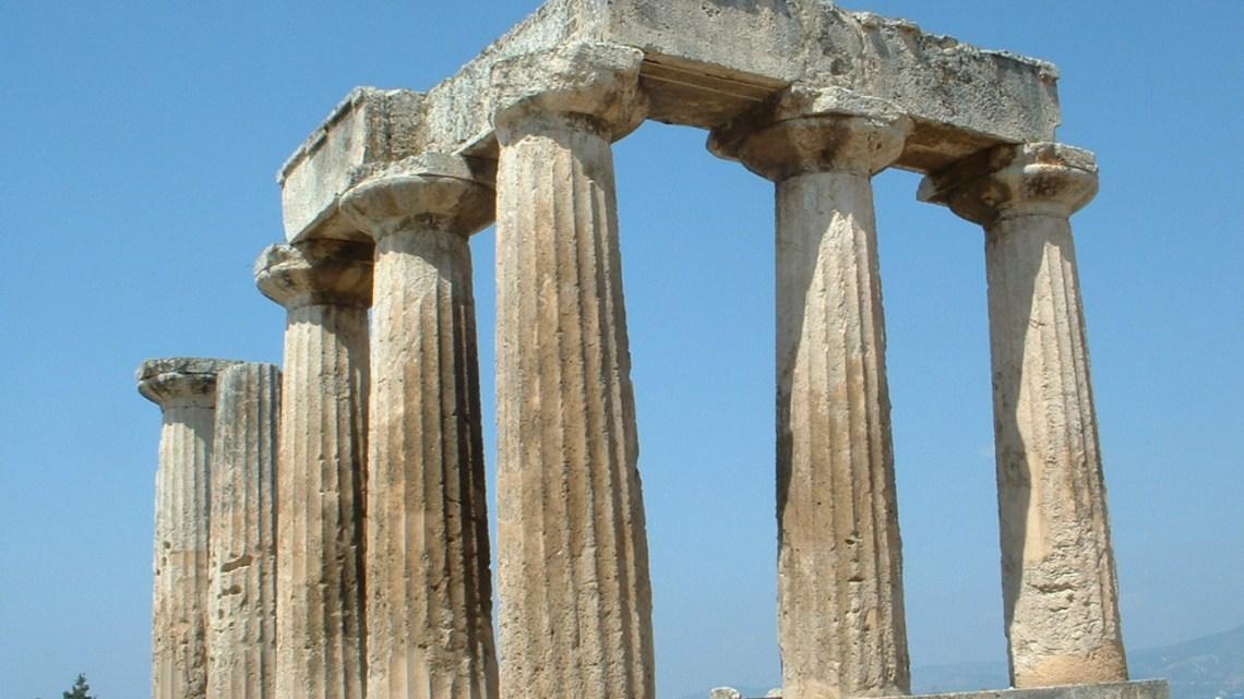 Visite du Péloponèse et du golfe de Corinthe