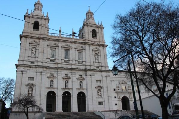 L'Eglise Saõ Vincente