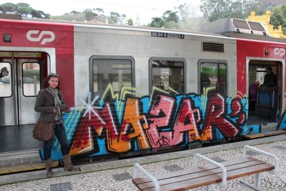 Notre train de retour..;toujours des Tags