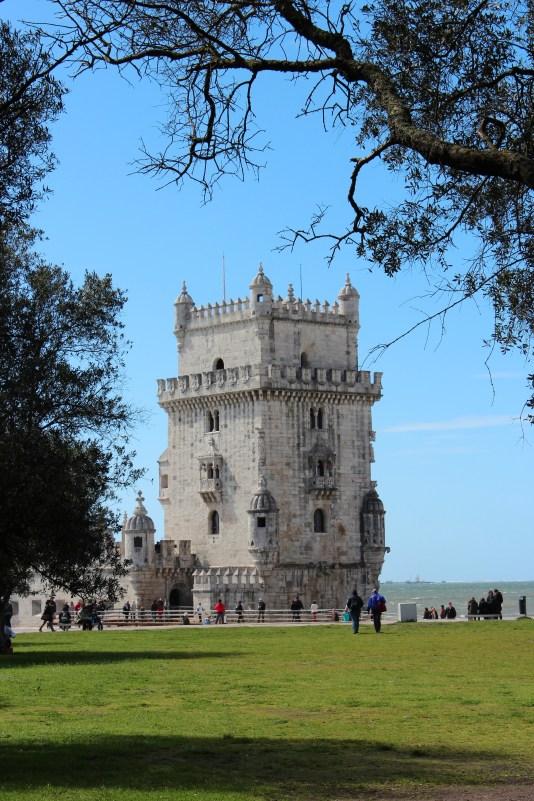 La Tour de Belem, symbole de Lisbonne