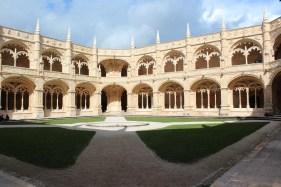 Cloître du Monasteiro dos Jeronimos