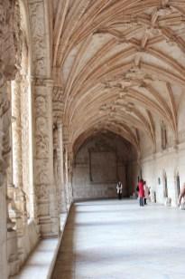 Les couloirs du Cloître
