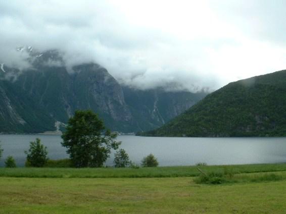 Le début des Fjords