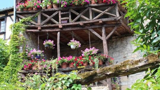 Saint-Cirq-Lapopie, plus beau village de France 2012…12 et 13 juillet 2012
