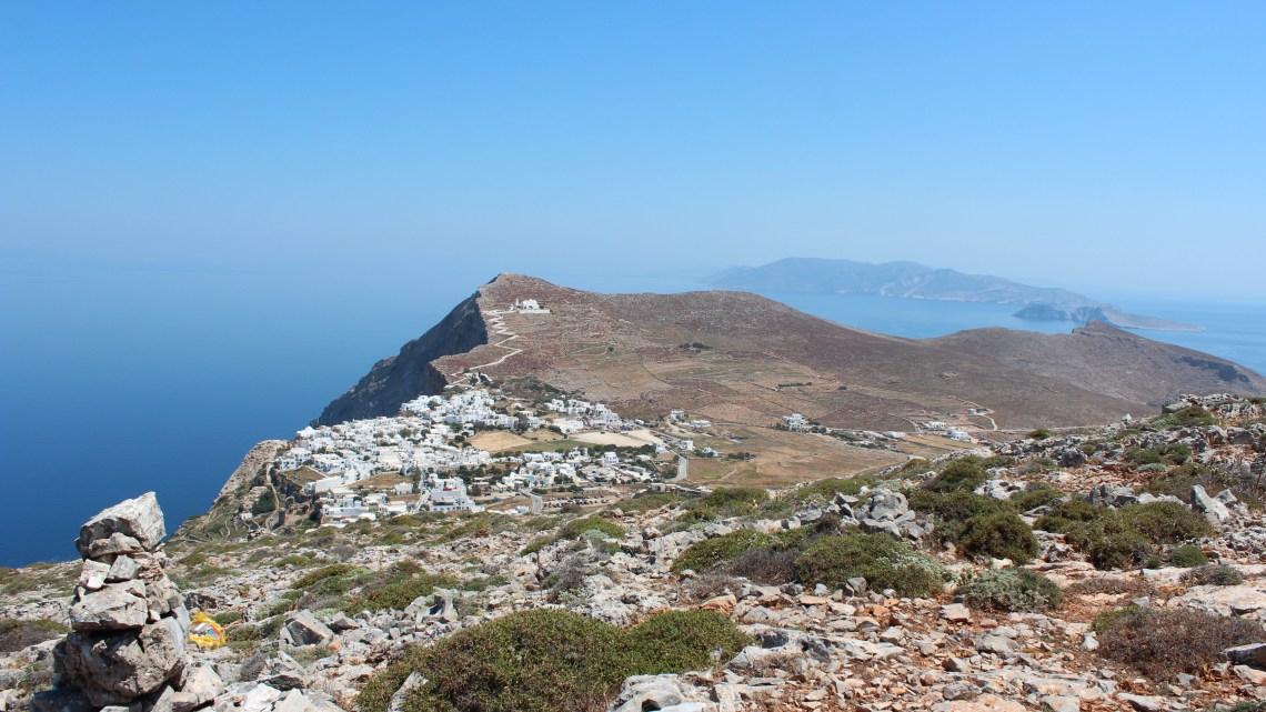 Folegandros, les dernières photos