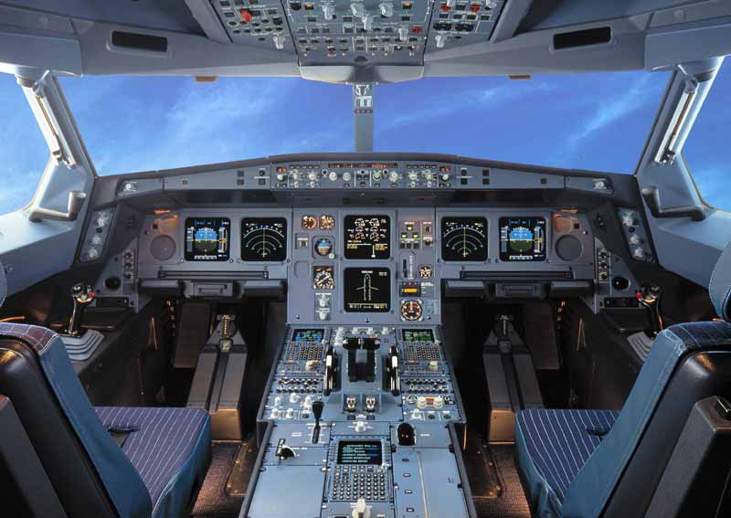 A320 vraicockpit