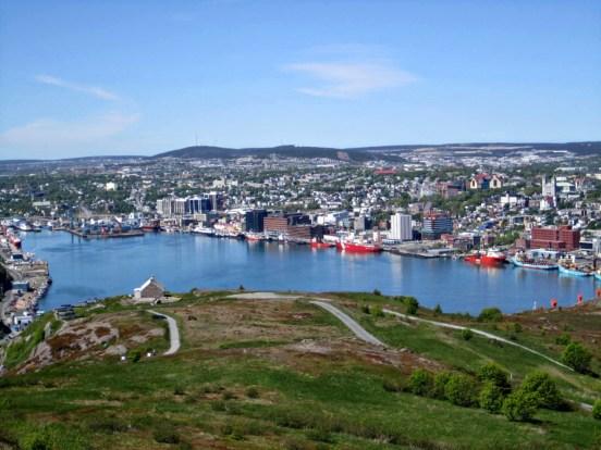 3 septembre 2013 Saint John's, NL