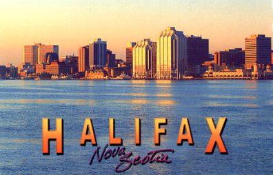 7 septembre 2013 Halifax et retour