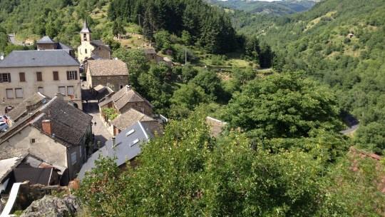 Un week-end en Aveyron…juin 2013