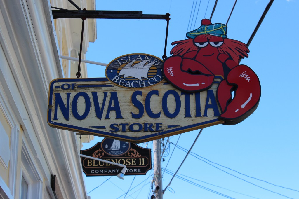 lobster made in Nova Scotia