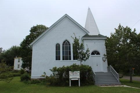 des églises partout