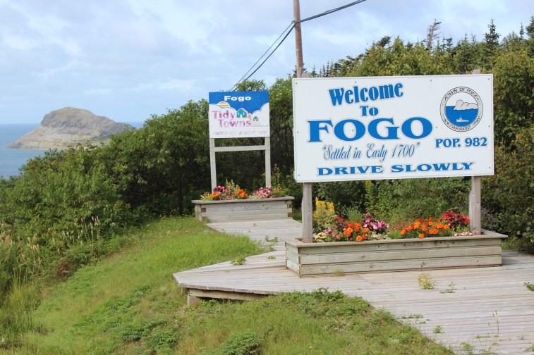 Bienvenue à Fogo