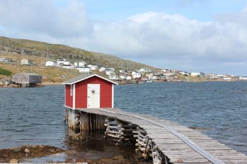 Cabane à Island Harbour
