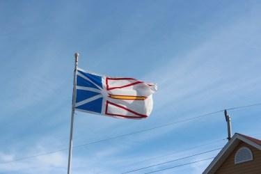 Drapeau de Terre-Neuve et Labrador