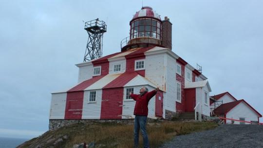 Cape Bonavista, Terre-Neuve…un cap mythique en Amérique du Nord… 3 septembre 2013