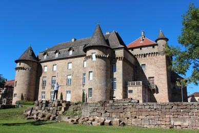 Lacapelle-Marival, château du XIIIè