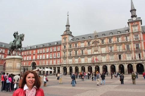 Plaza Mayor, la plus grande place de Madrid
