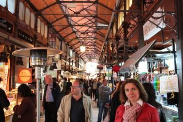 Mercado San Miguel, du monde tout le temps