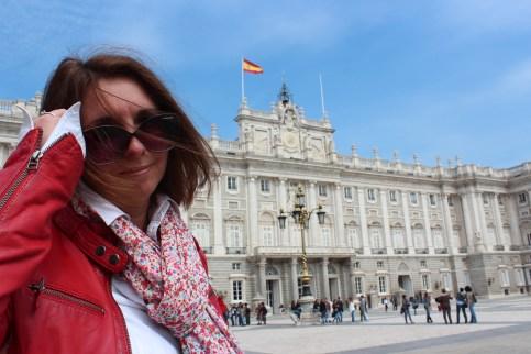 Palacio Real, que de magnifiques salles et mobiliers...mais on ne peut pas prendre de photos!!!