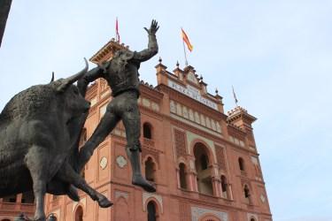 Les Arènes de Madrid