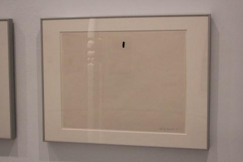 Le Rez-De-Chausssée c'est un peu spécial, c' est de l'art contemporain!!