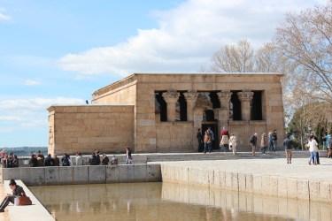 Templo de Debod...egyptien