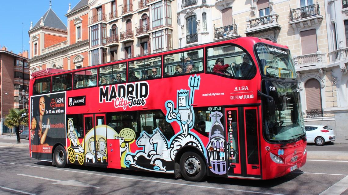 Les photos de Madrid