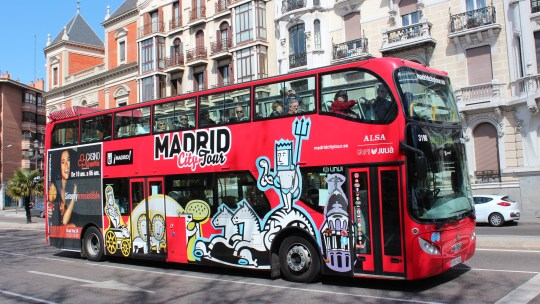 Les photos de Madrid