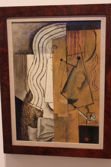 Picasso 1913-1914