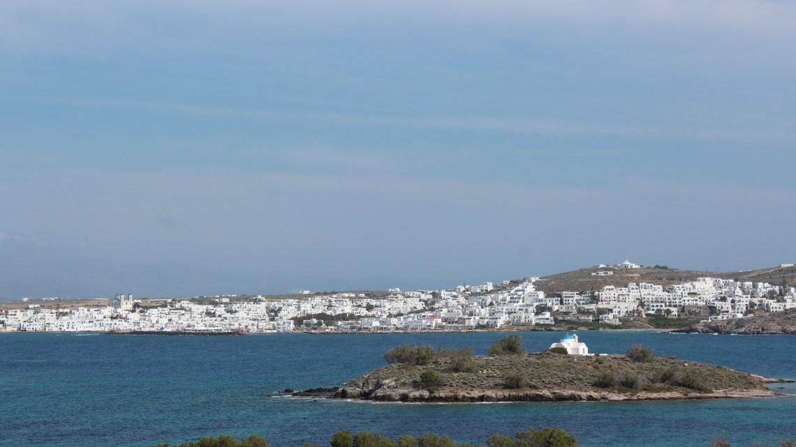 Découverte de Paros, Cyclades…8 mai 2014