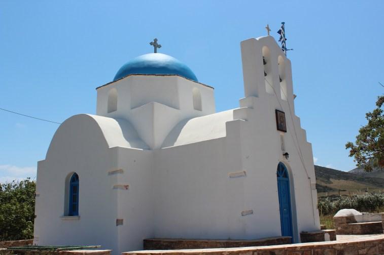 chapelle à Antiparos