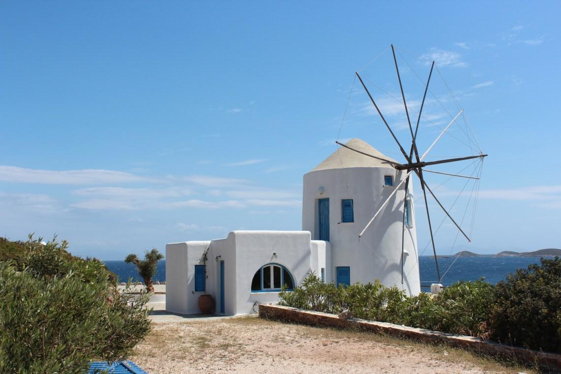 les moulins sont utilisés pour en faire des habitations...on adore