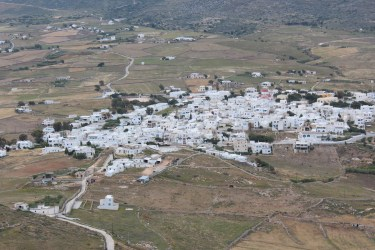 Marpissa vu d'Agios antonios