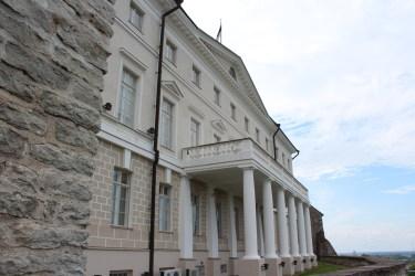 Le palais du gouvernement estonien