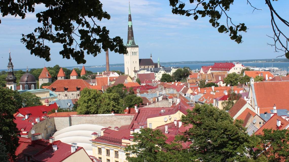 Tallinn, la perle de la baltique…12 au 14 juillet 2014
