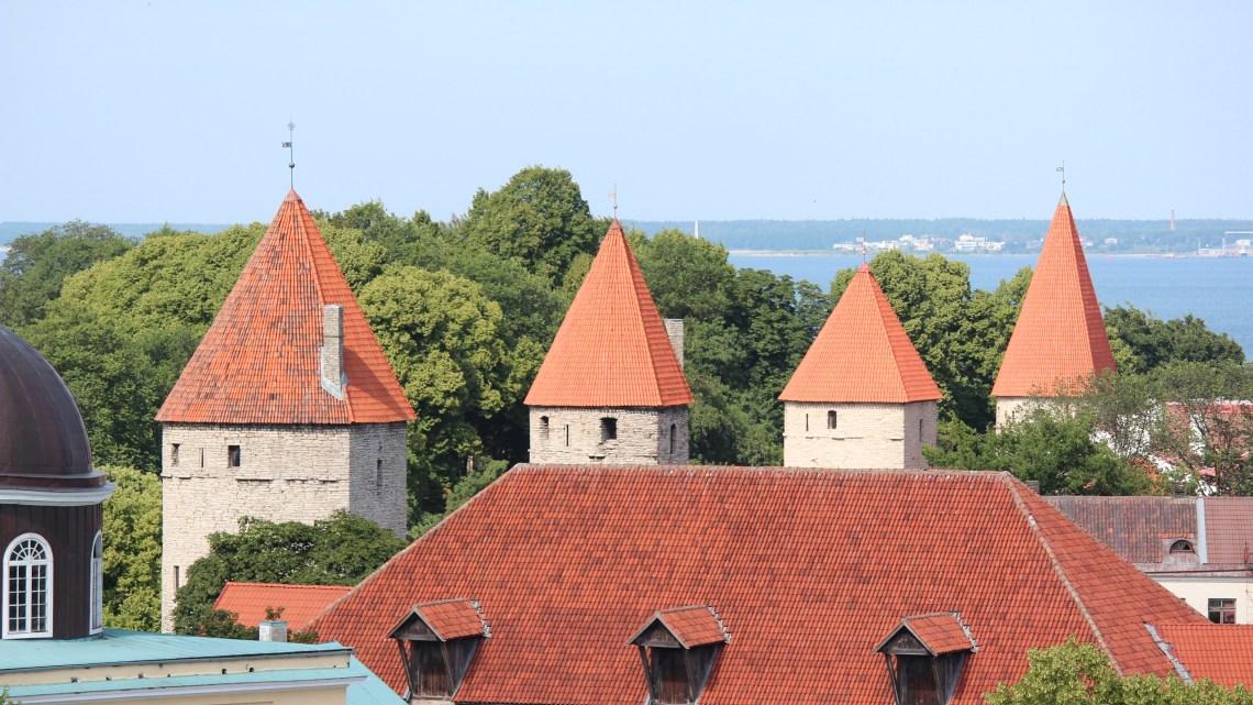 Les images de la 2ème journée à Tallinn, Estonie…13 juillet 2014