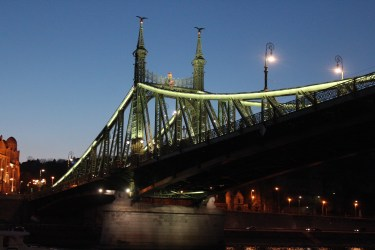 Szabadság hid (Pont de la Liberté)