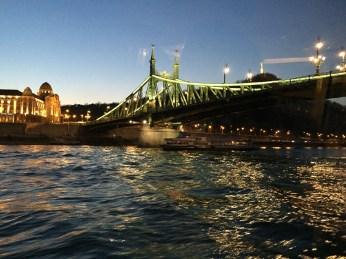 L'ancien pont François-Joseph (de la Liberté)