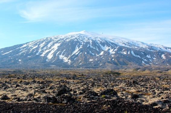 Le Snæfellsjökull